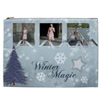 Simply Christmas Cosmetic Bag (XXL)