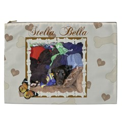 Stella Cosmetic Bag (xxl) By Kim Blair   Cosmetic Bag (xxl)   L5uifouooqq5   Www Artscow Com Front