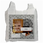 halloween - Recycle Bag (Two Side)