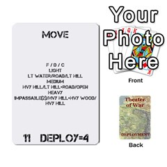 Tow Deployment Deck By Dave   Playing Cards 54 Designs   6e80ms5uxi8z   Www Artscow Com Front - Heart2