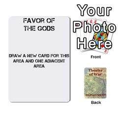 Tow Deployment Deck By Dave   Playing Cards 54 Designs   6e80ms5uxi8z   Www Artscow Com Front - Diamond7