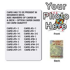 Tow Deployment Deck By Dave   Playing Cards 54 Designs   6e80ms5uxi8z   Www Artscow Com Front - Club4