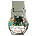 xmas - Money Clip Watch