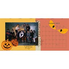 Ann By Samuel Soo   Desktop Calendar 11  X 5    Igitzaehg0tc   Www Artscow Com Oct 2013