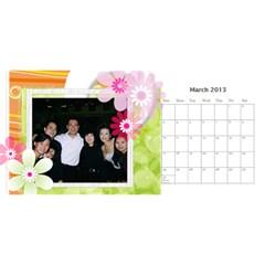 Ann By Samuel Soo   Desktop Calendar 11  X 5    Igitzaehg0tc   Www Artscow Com Mar 2013