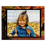 Autumn Puzzle rectangular - Jigsaw Puzzle (Rectangular)