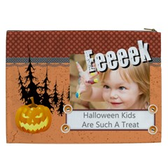 Halloween By Joely   Cosmetic Bag (xxl)   Zbbfnakqc9y4   Www Artscow Com Back