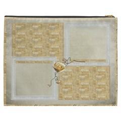 Rose Xxxl Cosmetics Bag By Catvinnat   Cosmetic Bag (xxxl)   M2loc4tse8lu   Www Artscow Com Back