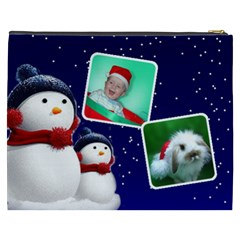 Christmas Things 3 Cosmetic Bag Xxxl By Deborah   Cosmetic Bag (xxxl)   40v1w4ybli4n   Www Artscow Com Back