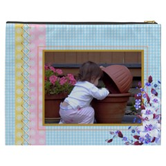 My Little One Cosmetic Bag Xxxl By Deborah   Cosmetic Bag (xxxl)   R9m3wtxv3mm0   Www Artscow Com Back