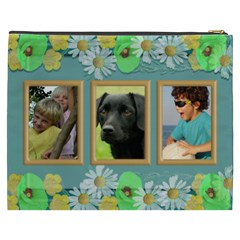 My Family Cosmetic Bag Xxxl By Deborah   Cosmetic Bag (xxxl)   H4pvvuo00j4x   Www Artscow Com Back
