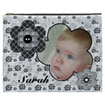 Black and White Selection Cosmetic Bag XXXL - Cosmetic Bag (XXXL)