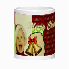 Merry Christmas By Man   Night Luminous Mug   1vhwimt015rt   Www Artscow Com Center