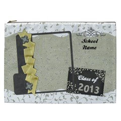 A4 Bag School1 By Shelly   Cosmetic Bag (xxl)   Z70vd8do8t3c   Www Artscow Com Front