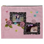 Cosmetic Bag (XXXL) - Sweet Smiles