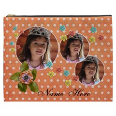 Cosmetic Bag (xxxl)   Princess By Jennyl   Cosmetic Bag (xxxl)   Yswypv24g6rj   Www Artscow Com Front