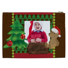 Xmas By Jacob   Cosmetic Bag (xxl)   Tkxgaz4k0th1   Www Artscow Com Back