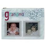 Blue Grandma Cosmetic bag (XXL) 2 sides