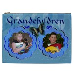 Grandchildren Cosmetic Bag (XXL) 2 sides