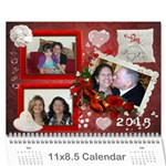 all occassion 2013 Calendar - Wall Calendar 11 x 8.5 (12-Months)