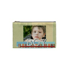 Boy By Jacob   Cosmetic Bag (small)   Bdp6jixq5d49   Www Artscow Com Front