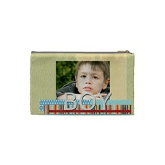Boy By Jacob   Cosmetic Bag (small)   Bdp6jixq5d49   Www Artscow Com Back