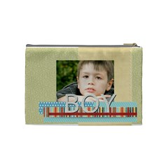Boy By Jacob   Cosmetic Bag (medium)   Mqeg1ttddxa6   Www Artscow Com Back