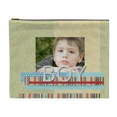 Boy By Jacob   Cosmetic Bag (xl)   64rwo2wsqxnw   Www Artscow Com Front