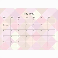 Precious Moments 8 5x6 Wall Calendar By Birkie   Wall Calendar 8 5  X 6    Xrho5gpgfwhf   Www Artscow Com May 2015