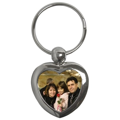 Love2 By Georgi Georgiev   Key Chain (heart)   Kdnzgmfpu39q   Www Artscow Com Front
