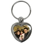 Love2 - Key Chain (Heart)