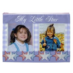 My Little Star Cosmetic Bag (xxxl) 2 Sides By Kim Blair   Cosmetic Bag (xxl)   20xoo563ejko   Www Artscow Com Front