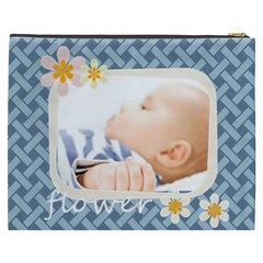 Flwoer By Joely   Cosmetic Bag (xxxl)   Qppupqobxs8v   Www Artscow Com Back