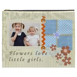 flower - Cosmetic Bag (XXXL)