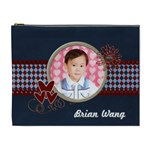 Brian - Cosmetic Bag (XL)