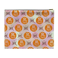 03 6 By Shina Huang   Cosmetic Bag (xl)   P8k4nfr5xul1   Www Artscow Com Back