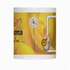 Grandma And Me Mug By Lil    White Mug   R531imbjhn6w   Www Artscow Com Center