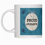 Proud Grandpa Mug - White Mug