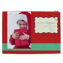 Xmas By Jacob   Cosmetic Bag (xxl)   Q99bawk49tk6   Www Artscow Com Back