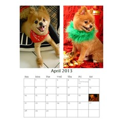 Jimmy2013 By 402   Desktop Calendar 6  X 8 5    Qmcbjmwuyb03   Www Artscow Com Apr 2013