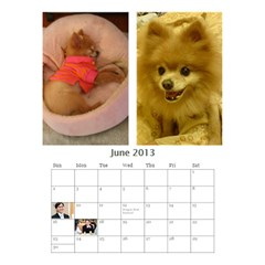 Jimmy2013 By 402   Desktop Calendar 6  X 8 5    Qmcbjmwuyb03   Www Artscow Com Jun 2013