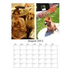 Jimmy2013 By 402   Desktop Calendar 6  X 8 5    Qmcbjmwuyb03   Www Artscow Com Aug 2013