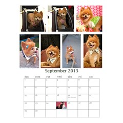 Jimmy2013 By 402   Desktop Calendar 6  X 8 5    Qmcbjmwuyb03   Www Artscow Com Sep 2013
