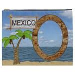 Mexico XXXL Cosmetic Bag - Cosmetic Bag (XXXL)