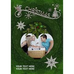 Christmas 7x5 3d Card By Lil    Heart Bottom 3d Greeting Card (7x5)   737nptzsmul4   Www Artscow Com Inside