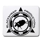 BSP logo mouse pad - Large Mousepad