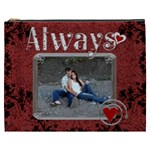 Always Forever XXXL Cosmetic Bag - Cosmetic Bag (XXXL)