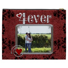Always Forever Xxxl Cosmetic Bag By Lil    Cosmetic Bag (xxxl)   Kblgg9wcmvpc   Www Artscow Com Back