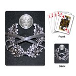 swords/playing cards - Playing Cards Single Design