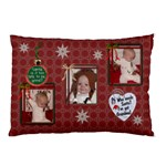 Santa is Coming Pillow Case